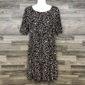 Connected Apparel Multi Dress